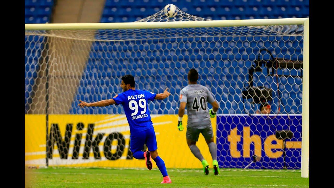 Al Hilal 4-1 Lekhwia