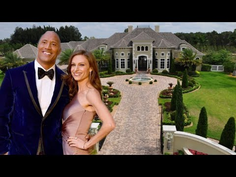 The Rock's (Dwayne Johnson) Real Life Facts 2019, Net Worth, Income, House, Car, Family and Facts