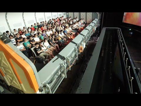 """""""Power of Nature"""" Simulator at Wanda Movie Park, China by Simtec"""