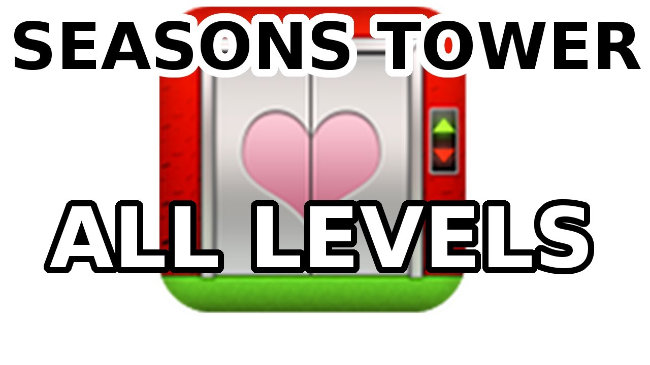 100 Floors All Levels Valentine S Special Seasons Tower Walkthrough Youtube