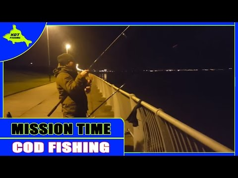 Mission - COD Fishing On The River Mersey And New Rig - Join The Angling Army