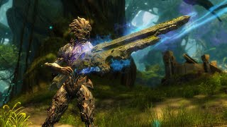GUILD WARS 2 - HP HERO POINT MAP TRAIN - HEART OF THORNS
