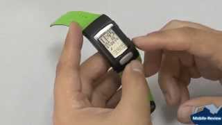 Видеообзор шагомеров LifeTrak C300 и C410