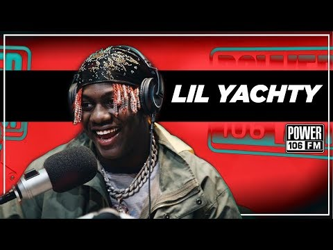 Lil Yachty- Lil Boat 2, Tekashi 6ix9ine, Love life, and more!