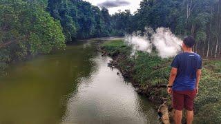 Perjalanan Dinas Kerja PT. Karya Lestari (Berau, Kalimantan Utara - Indonesia)