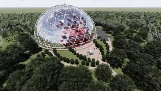 видео Разновидности современных большепролетных конструкций