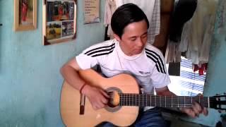 Dem guitar Cat bui   Ngoc Linh