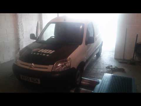 Citroen Berlingo 2.0 HDI 90 Stage 2 Remap 156 BHP