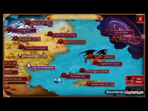 Arcane Legends #1
