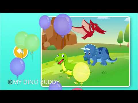 Dinosaur Puzzle Game App Review
