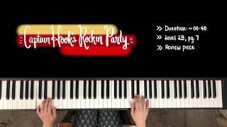 CAPTAIN HOOK'S ROCKIN' PARTY, Faber Level 2B