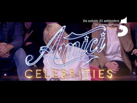 Amici Celebrities: Sabato 21 Settembre Appuntamento Con La Prima Puntata