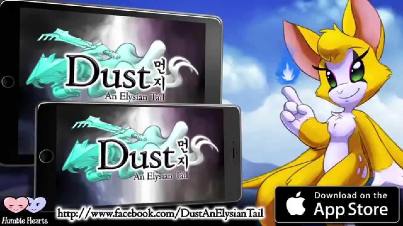 Dust An Elysian Tail Ios Announce Trailer Youtube