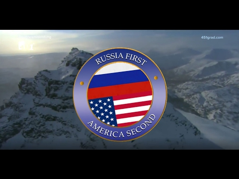 Russia Second or First | Russia welcomes Trump in his own words | everysecondcounts