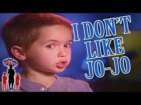 """I Don't Like Jo-Jo"" SUPERNANNY BLOOPERS!   Supernanny"