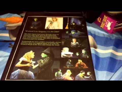 Wicked the musical DVD review