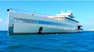 Ever Seen Steve Jobs MEGAYACHT