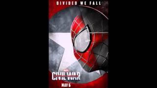 Captain America: Civil War - Spider-Man Theme Suite