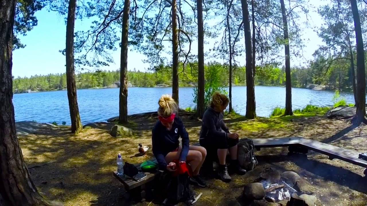 Hiking In Sweden The Hidden Gems Of Stockholm YouTube - Sweden map trekking