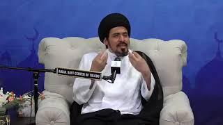 السيد منير الخباز - أبو طالب عليه السلام ربى أبناؤه على العطاء والفداء