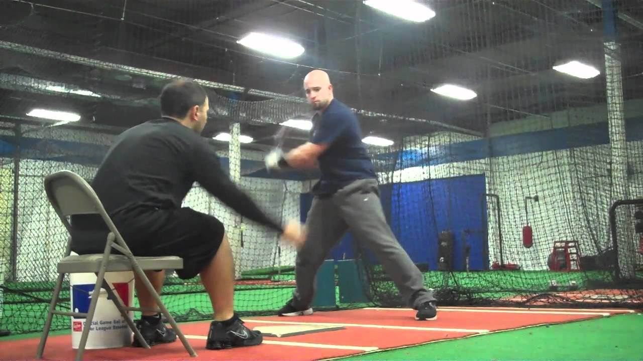 Baseball Hitting Instruction Rapid Fire Drill Youtube