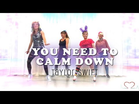 you-need-to-calm-down-|-taylor-swift-|-fitness-dance-&-zumba