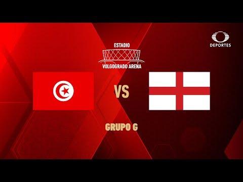 Previo: Túnez vs Inglaterra   Mundial Rusia 2018   Televisa Deportes