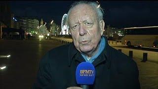 """Marseille: pour Jean-Claude Gaudin """"la sécurité est un devoir régalien de l"""