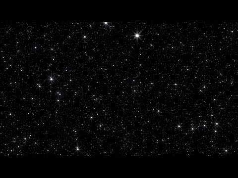 Stars Fly Through in the Universe Space Background Animation | 4K Screensaver Royalty Free