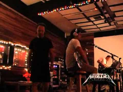 Mission Metallica: Fly on the Wall Clip (June 29, 2008) Thumbnail image