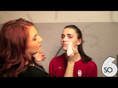 Cleansing techniques- Professional Makeup Tutorial