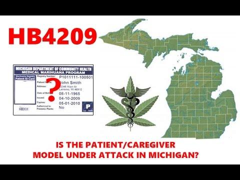 Current Michigan Medical Marijuana Patient/Caregiver Model Doomed? Not so Fast!