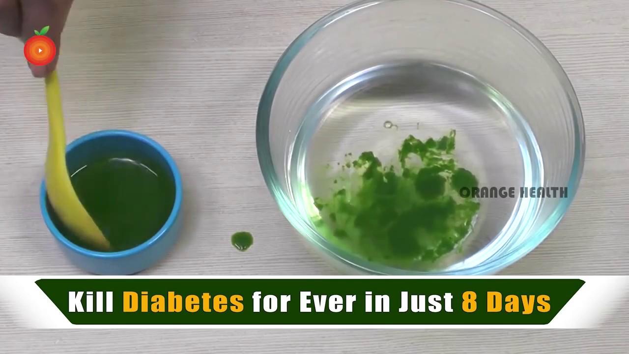 Diabetes Control In Week Hibiscus Leaves For Diabetes Youtube