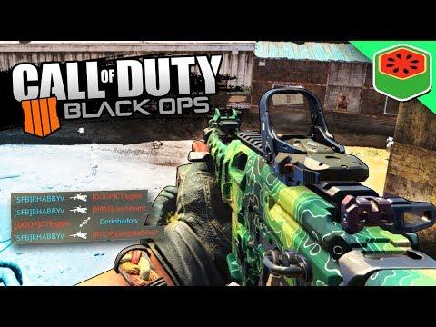 MAKING TEAMS QUIT! | Black Ops 4 (Multiplayer Gameplay)