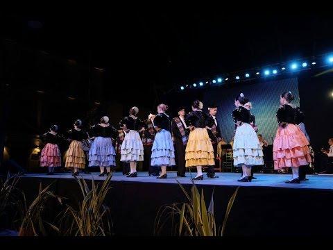 XXXIV FESTIVAL DE BAILES POPULARES COIN, MÁLAGA.