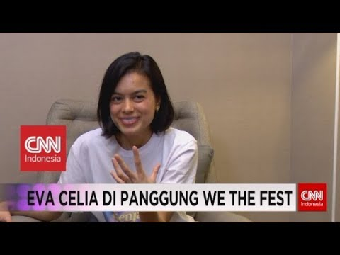 Download Eva Celia di Panggung We The Fest Mp4 baru