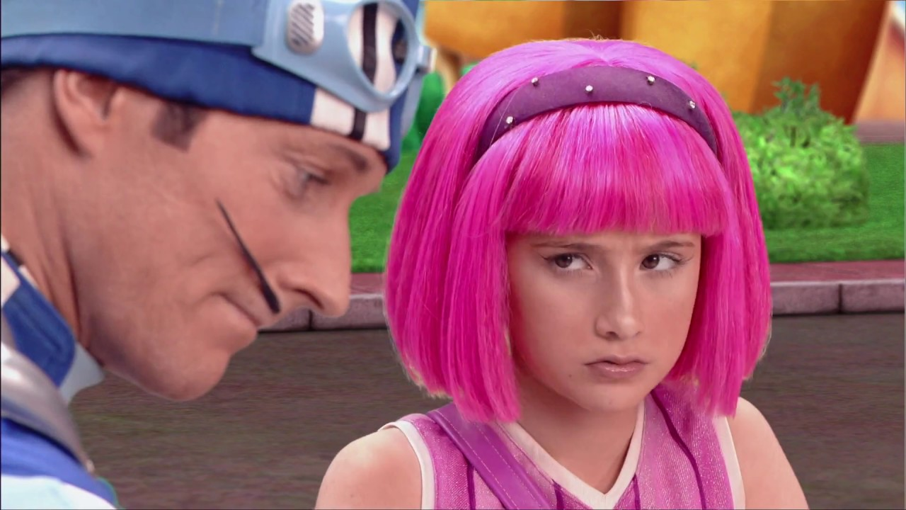 Fake Lazy Town Stephanie Images - Nude Photos-9397
