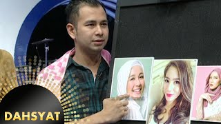 urutan mantan pacar raffi ahmad panggilan sayangnya dahsyat 26 okt 2015
