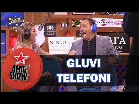 Ami G Show S10 - E05 - Gluvi telefoni