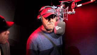 Tenor Fly & Top Cat freestyle on 1Xtra