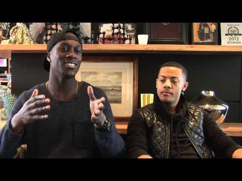 Nico & Vinz interview (part 1)