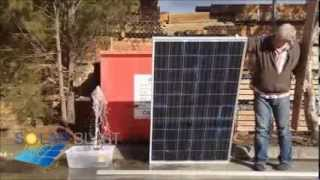 Shadows and shading and their effects on solar panels