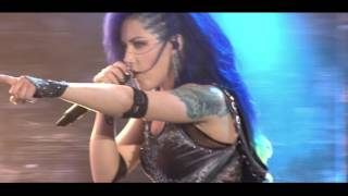 Скачать ARCH ENEMY Nemesis Live At Wacken 2016