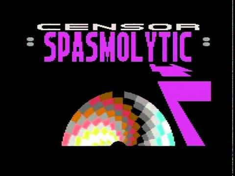 CENSOR DESIGN 1993 SPASMOLYTIC (C64)