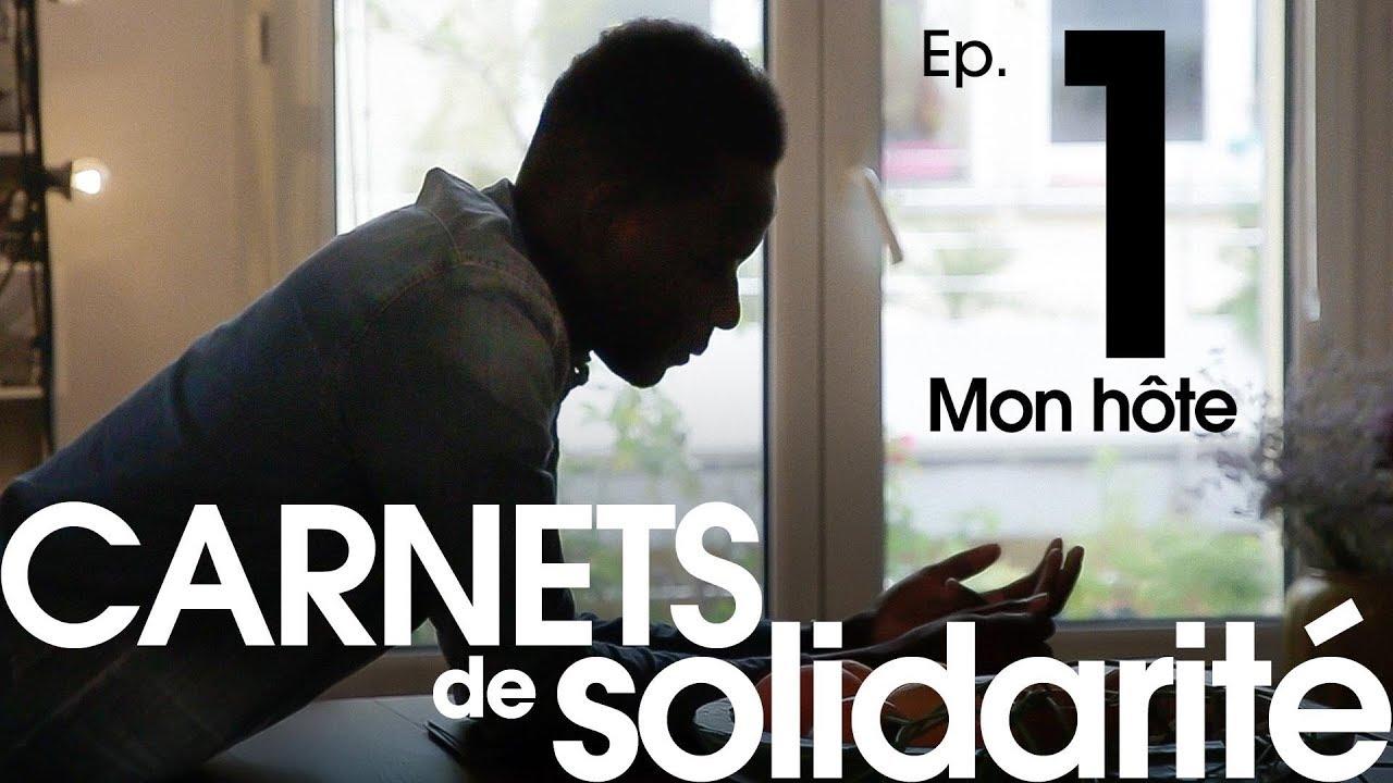 Mon hôte - EP 01 des CARNETS de Solidarité