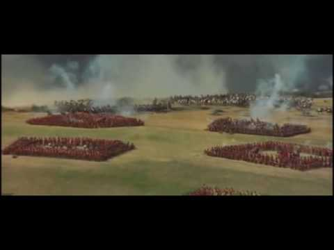 Ney's Cavalry Charge
