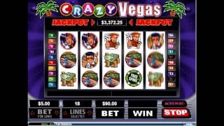 Как правильно играть на слоте Crazy Vegas - секреты открывает клуб 777igrovye-avtomaty.com(, 2015-01-06T10:45:26.000Z)