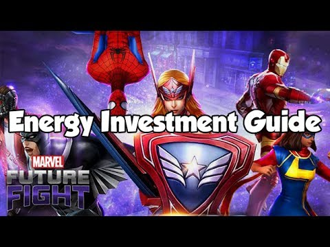 Energy Investment Guide - Marvel Future Fight