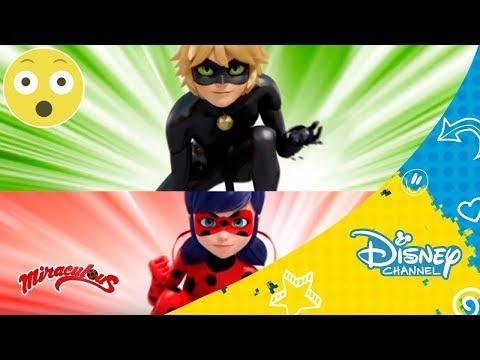 """Tráiler de la nueva temporada """"Las Aventuras de Ladybug""""   Disney Channel Oficial"""