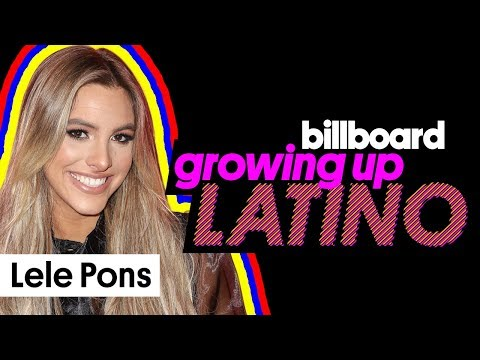 Lele Pons Talks Riding Horses in Venezuela, Telenovelas & More | Growing Up Latino